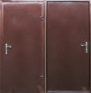 Дверь «Офис-Титан»