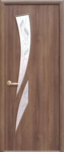 Дверное полотно «Камея + Р3»