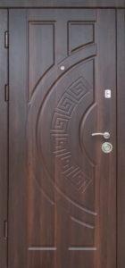 Дверь «Акцент DQ-54» квартирная.
