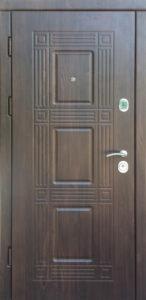Дверь «Стандарт DO-18» уличная