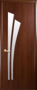 Дверное полотно «Лилия экошпон»