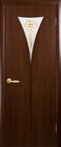 Дверное полотно «Бора + Р1 экошпон»