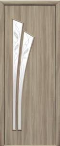 Дверное полотно «Лилия + Р3 экошпон»