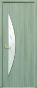 Дверное полотно «Луна +Р3 экошпон»