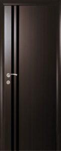 Дверное полотно «Вита BLK» экошпон