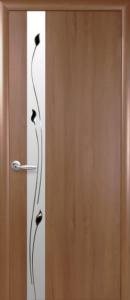 Дверное полотно «Злата + Р1»