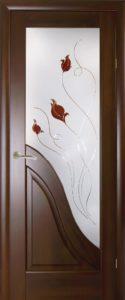 Дверное полотно «Амата + Р1»
