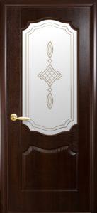 """Дверное полотно """"Вензель + Р1"""""""