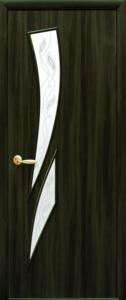 Дверное полотно «Камея + Р3 экошпон»