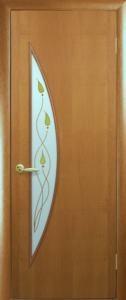 Дверное полотно «Луна +Р1 экошпон»