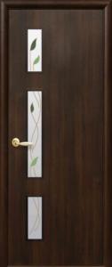 Дверное полотно «Герда + Р1» экошпон