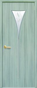 Дверное полотно «Бора + Р3 экошпон»