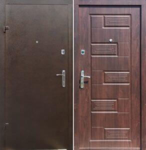 Дверь «Порошок Эконом В-288»