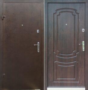 Дверь «Порошок Эконом В-7»