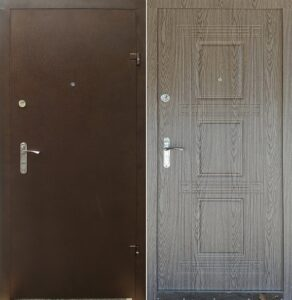 Дверь «Порошок Элит Б-262»