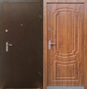 Дверь «Порошок Элит Б-7»