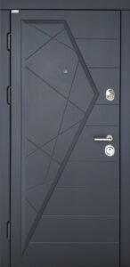 Дверь «Стандарт Айсберг» квартирная