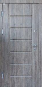 Дверь «Стандарт Мира» уличная