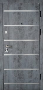 Дверь «Акцент Молдинг» квартирная
