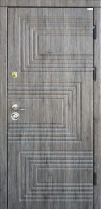 Дверь «Акцент DN-2» квартирная