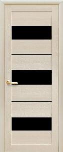 Дверное полотно «Лилу BLK»