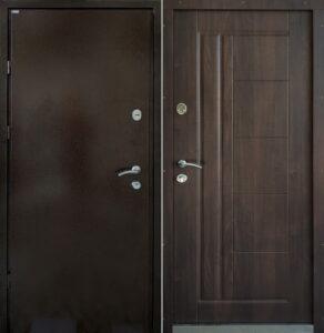 Дверь «Офис-МАКС Б-310» уличная