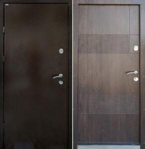 Дверь «Офис-МАКС Эскада-1» уличная