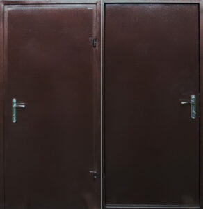 Дверь «Офис-Титан» уличная