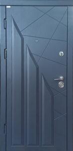 Дверь «Стандарт Геометрия» квартирная