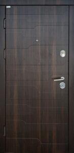 Дверь «Стандарт Волна 3D» квартирная