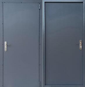 Дверь «Техническая Steel Art»