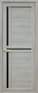 Дверное полотно «Тринити BLK»