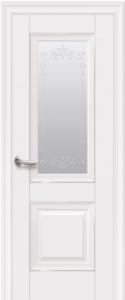Дверное полотно «Имидж» остекленное с молдингом