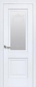 Дверное полотно «Имидж» остекленное без молдинга