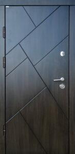 Дверь «Монолит» квартирная