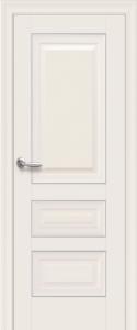 Дверное полотно «Статус» глухое с молдингом