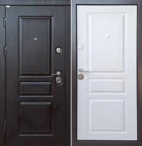Дверь «Троя 3D Прайм» квартирная