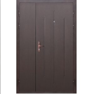 Входная дверь 7-1 метал/метал (1200х2050)