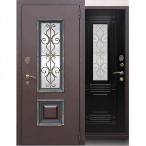 Входная дверь Венеция Медный Антик