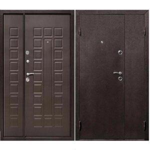Входная дверь Йошкар метал мдф Венге (1200х2050)